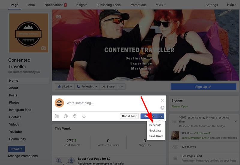 How to Drive Traffic from Facebook to Your Business